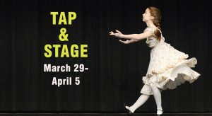 SFD 2019: TAP & STAGE Section | March 29 - April 5 @ Surrey Arts Centre: Main Stage